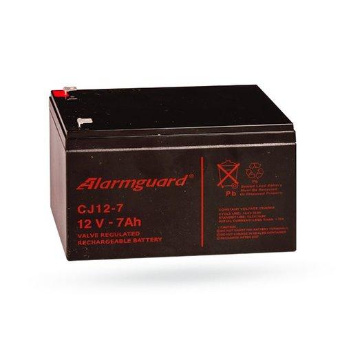 Jablotron Back-up accu 7Ah 12 volt
