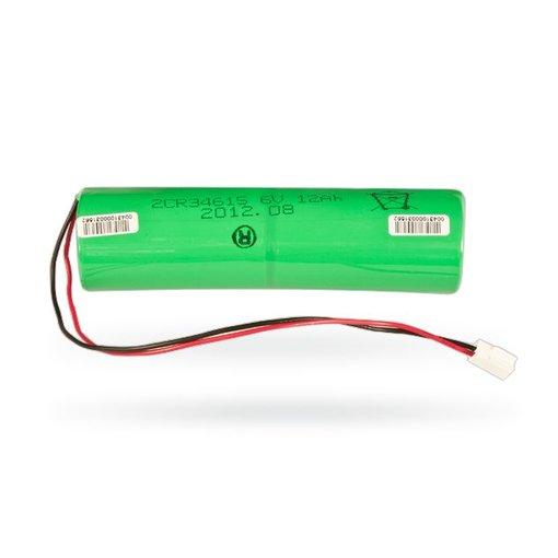 Jablotron Batterij voor buiten sirene flitser BAT80A