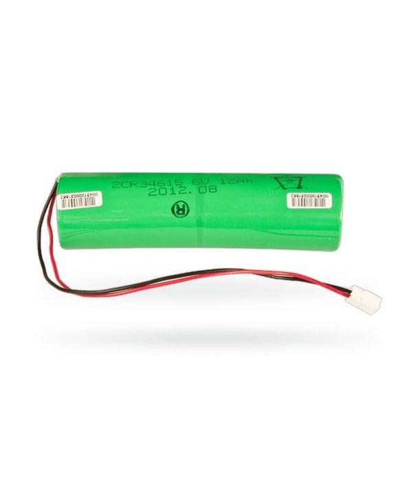 Jablotron Oasis en JA100 batterij voor buiten sirene flitser model JA80A en JA180A