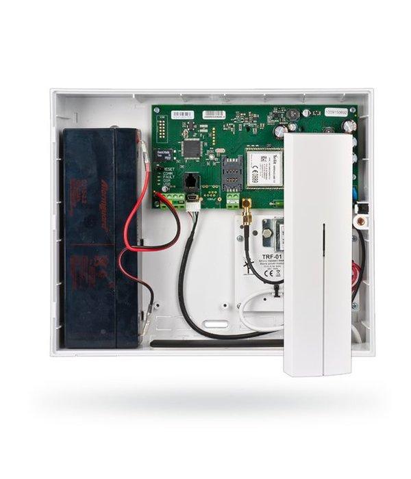 Jablotron JA101KR draadloze centrale met GSM communicatie.