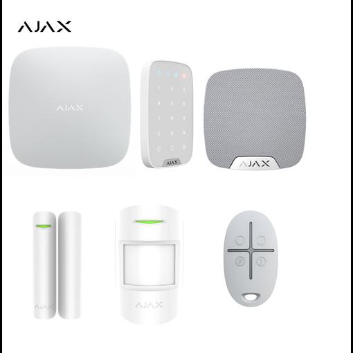 Ajax alarmsysteem set met 2 alarmsensoren