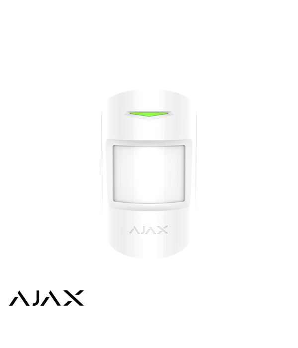 Ajax alarmsysteem bewegingsdetector met glasbreuk detector draadloos