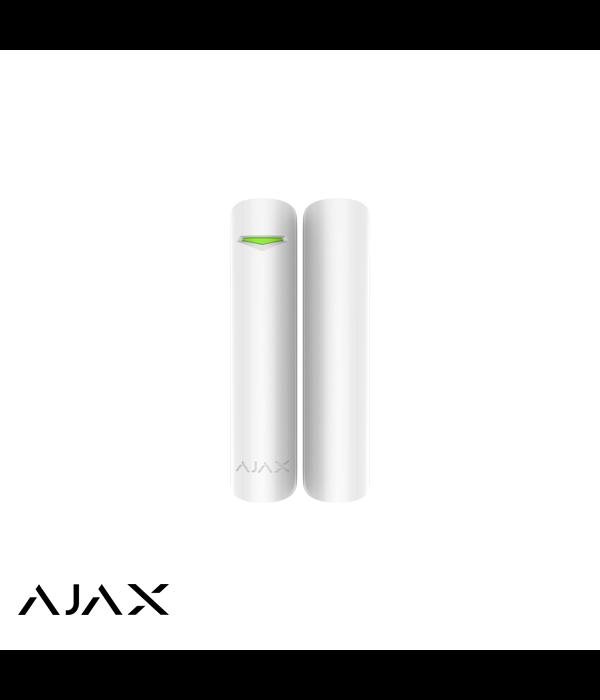 Ajax alarmsysteem magneetcontact met tril hellingshoek detectie beveiligd een deur of raam