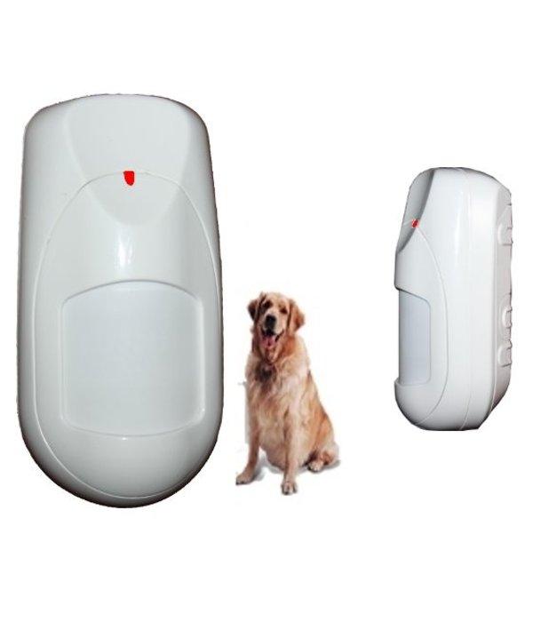 Risco Draadloze iWAVE PIR PET voor het Risco Agility 3 alarmsysteem.