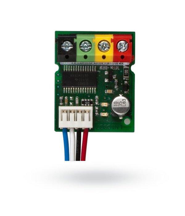Jablotron 100 alarmsysteem BUS ombouw module JA111H
