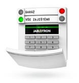Jablotron 100 draadloos bedieningspaneel zonder display met cijfertoetsen en RFID
