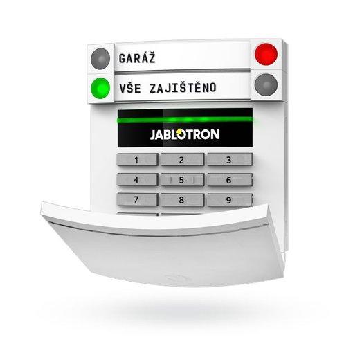 Jablotron 100 draadloos bedieningspaneel zonder display JA153E