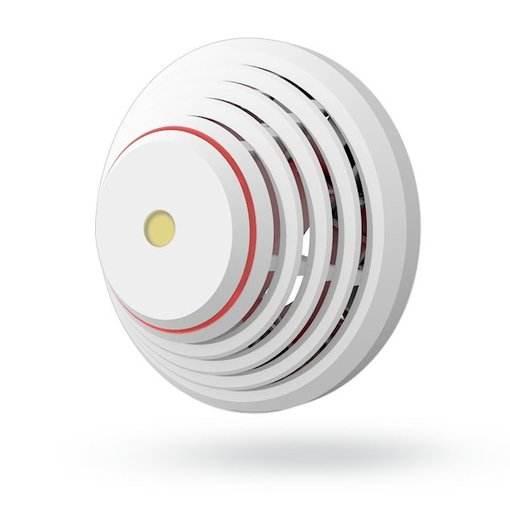 Jablotron Oasis draadloze rook/hitte detector sirene en led indicatie JA85ST