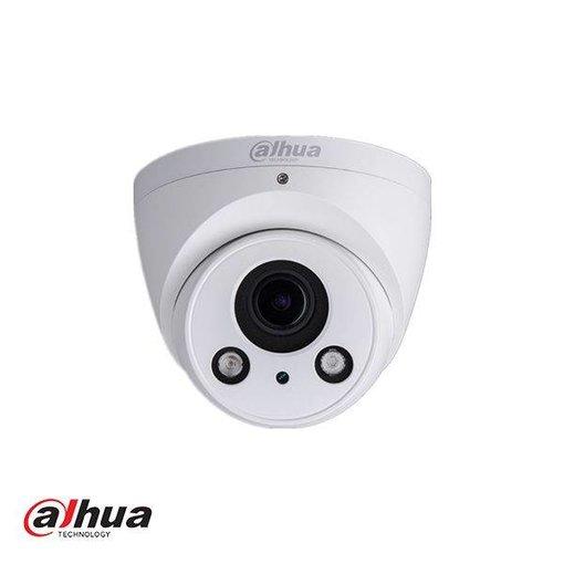 Dahua IP domecamera 2 megapixel en zoomlens