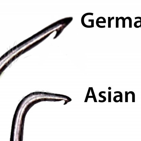 Knoopnaald (Aziatisch)