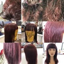 Veredelen Haarwerk (1 st.)