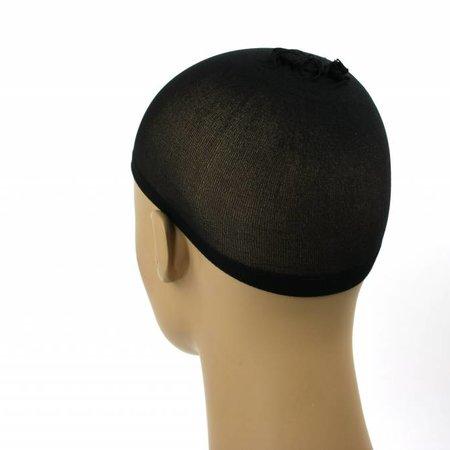 Wig cap zwart (Per stuk)