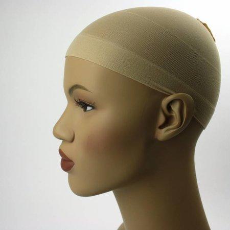 Wig cap blond (Per stuk)