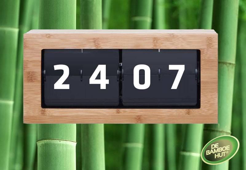 De grootste bamboevloeren webshop in Nederland en België