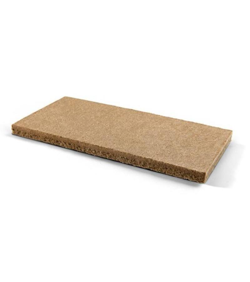 Zwevend leggen op houten of betonnen ondergrond