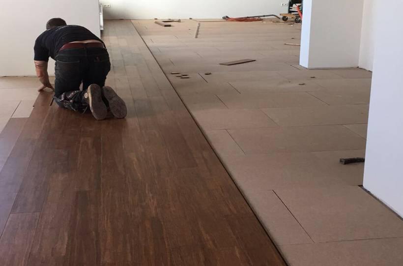 Zelf een bamboe vloer leggen: welk gereedschap heb je nodig?