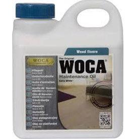 schoonmaak-onderhoud WOCA Wit Onderhoudsolie 1L