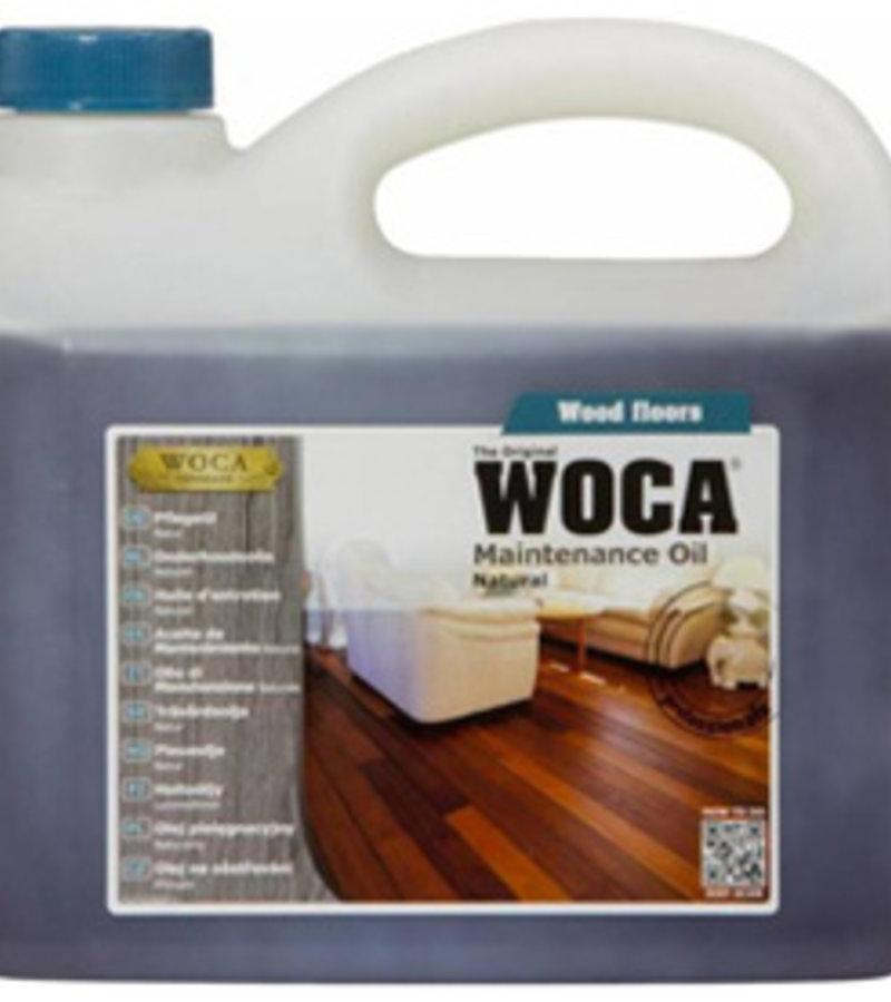 schoonmaak-onderhoud WOCA Onderhoudsolie Naturel 2,5L