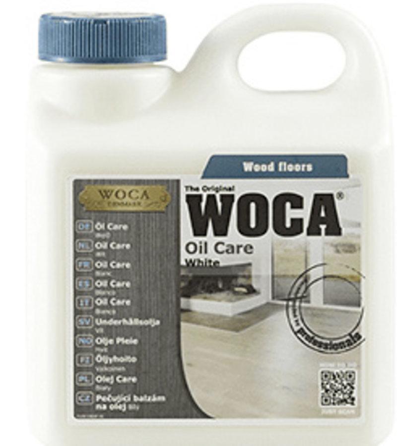 schoonmaak-onderhoud Woca Oil Care Wit 1 Liter