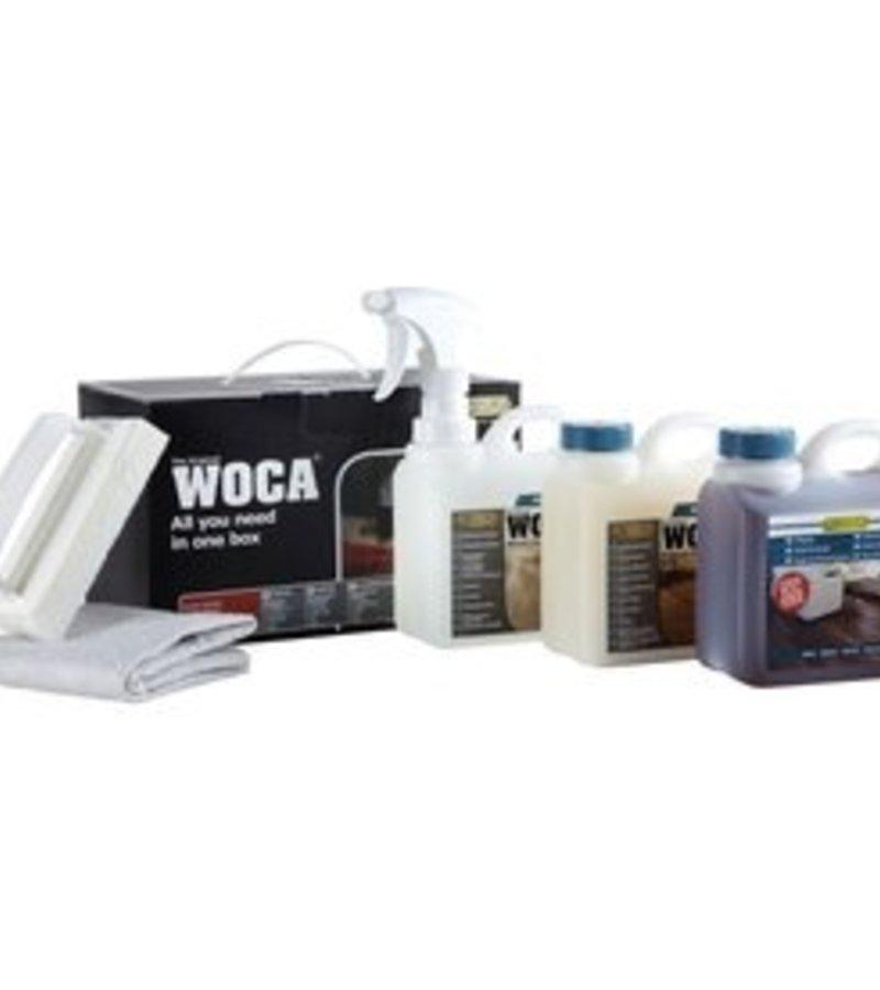 schoonmaak-onderhoud WOCA Maintenance box Wit