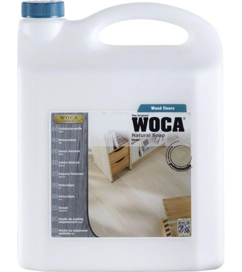schoonmaak-onderhoud Woca Zeep Wit 5L