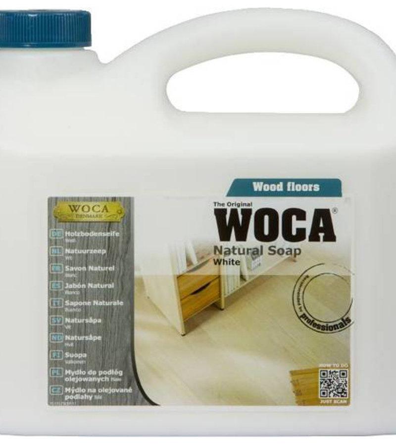 schoonmaak-onderhoud Woca Zeep Wit 2,5L