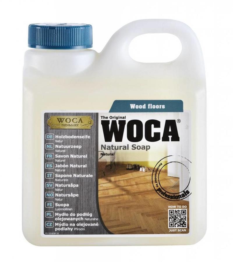 schoonmaak-onderhoud Woca Zeep Naturel 1L