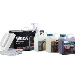 schoonmaak-onderhoud WOCA Maintenance box Naturel