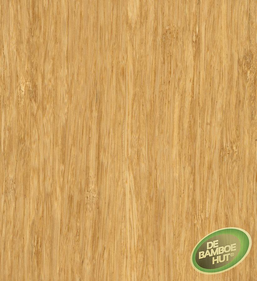 solid bamboe DT transparant gelakt naturel