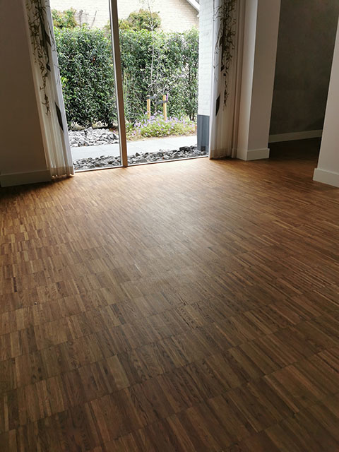 Project: Bamboe Caramel in Vught
