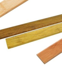 Afdeklat passend bij uw bamboe vloer