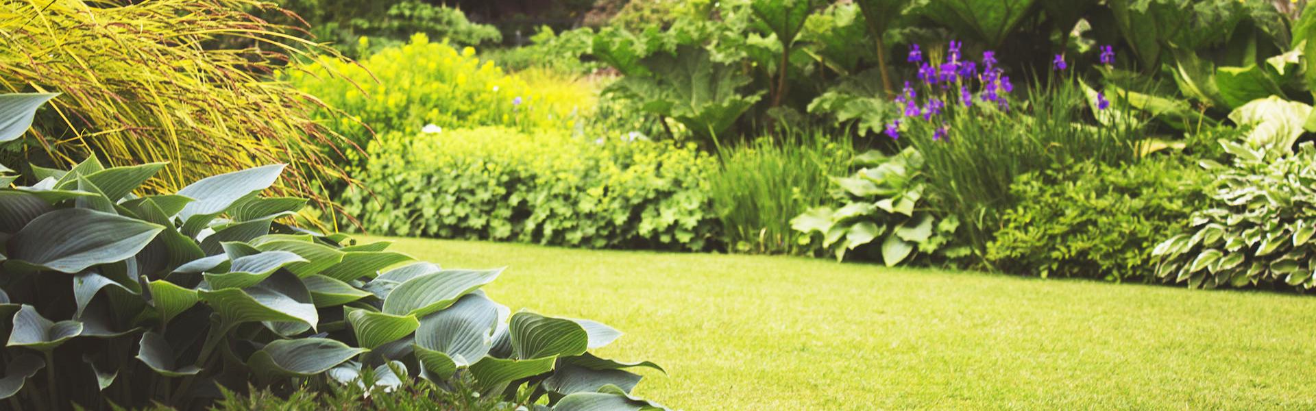 Für einen Wohlfühl-Garten braucht man viel