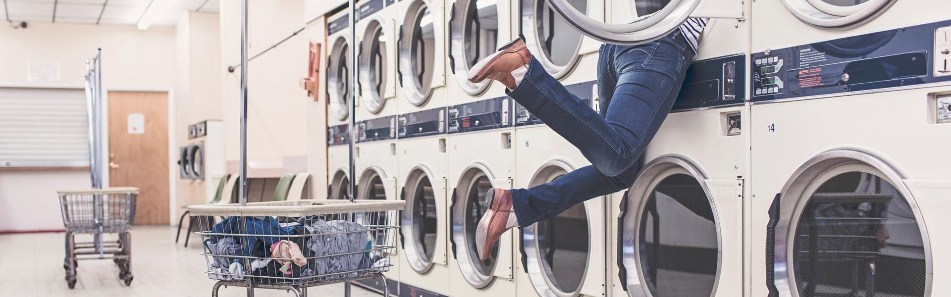 Waschmaschinen, Kühlschränke und mehr