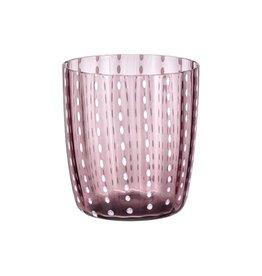 Livellara Livellara Carnival Glass Violet – Set of 6