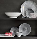 Tokyo Design Studio Tokyo Design Studio Sendan Tokusa Black Bord Ø 21,5 cm