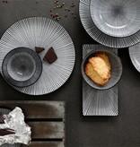 Tokyo Design Studio Tokyo Design Studio Sendan Tokusa Black Teller Ø 25 cm