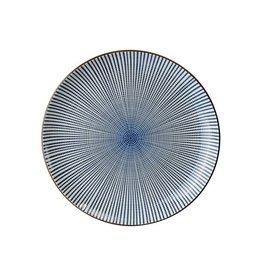 Tokyo Design Studio Tokyo Design Studio Sendan Tokusa Blue Teller Ø 21,5 cm