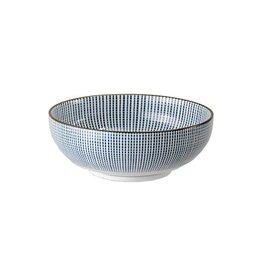 Tokyo Design Studio Tokyo Design Studio Sendan Tokusa Blue Kom Ø 16,3 cm