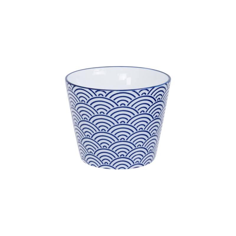 Tokyo Design Studio Coffret Théière 0,8 l avec 4 Tasses à Thé New Nippon Blue de Tokyo Design Studio