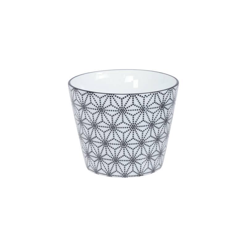 Tokyo Design Studio Tokyo Design Studio New Nippon Black 6-er Set Tassen ohne Henkel 180 ml. In schöner Geschenkbox