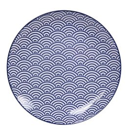 Tokyo Design Studio Tokyo Design Studio New Nippon Blue Bord Ø 25,7 cm