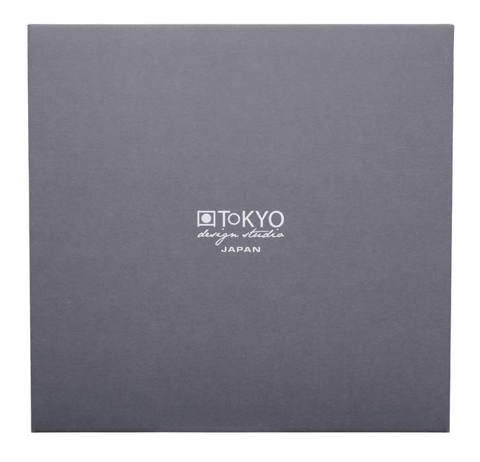 Tokyo Design Studio Tokyo Design Studio New Nippon Blue Set van 4 Kommen Ø 12 cm in fraaie Geschenkdoos