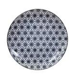 Tokyo Design Studio Tokyo Design Studio New Nippon Black 3-er Set Teller Ø 20,6 cm