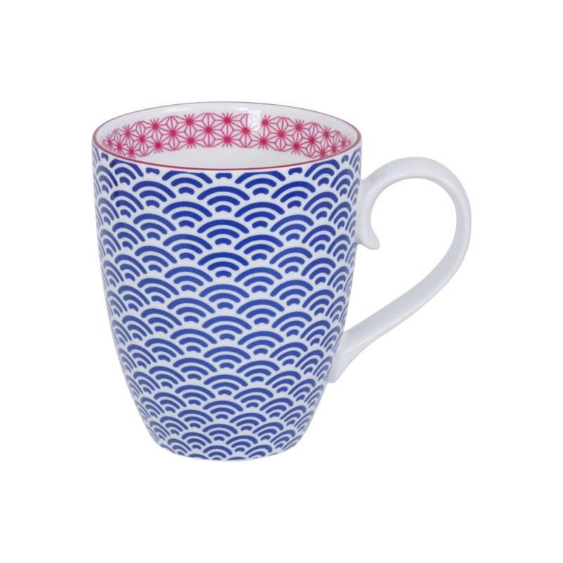 Tokyo Design Studio Coffret de 2 Mugs à Thé ou Café 380 ml Star Wave de Tokyo Design Studio