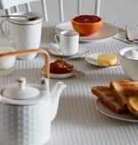 Tokyo Design Studio Coffret Plateau à gâteau et assiettes assorties Nippon White de Tokyo Design Studio