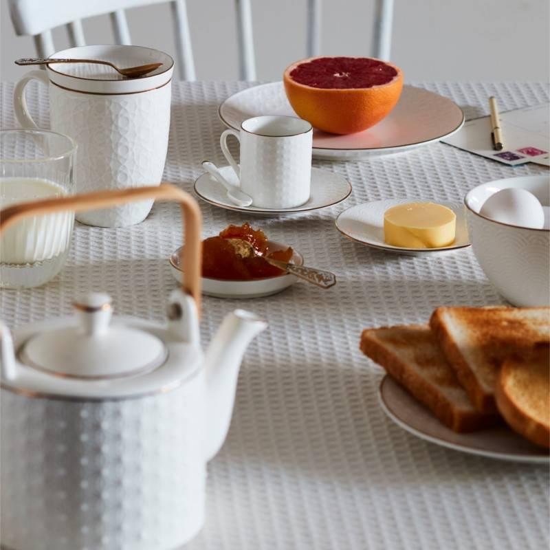 Tokyo Design Studio Tokyo Design Studio Nippon White 4-er Set Schalen Ø 15 cm