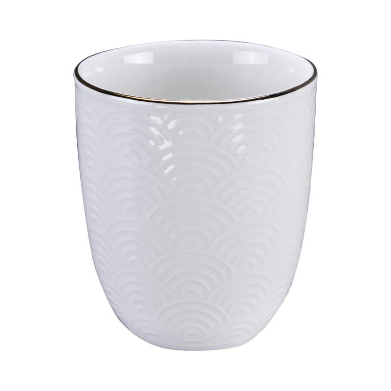 Tokyo Design Studio Tokyo Design Studio Nippon White Set of 4 Tea Cups 200 ml