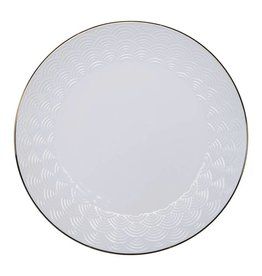 Tokyo Design Studio Tokyo Design Studio Nippon White Bord Ø 25 cm