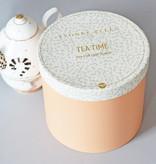 Yvonne Ellen London Yvonne Ellen London - Carnival Animal - 'Tea for One' Teekanne 900 ml- Cheetah - Bone China Porzellan
