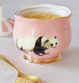 Yvonne Ellen London Yvonne Ellen - Carnival Animal  - Suikerpotje - Panda - Bone China Porselein